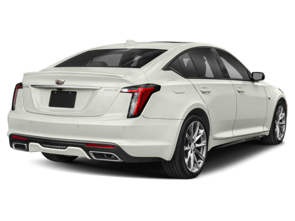 2020 Cadillac CT5 For Sale In Austin 1G6DN5RK5L0129637