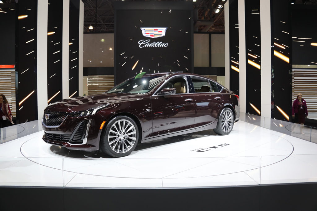 Cadillac CT5 Information Pictures Specs Wiki More