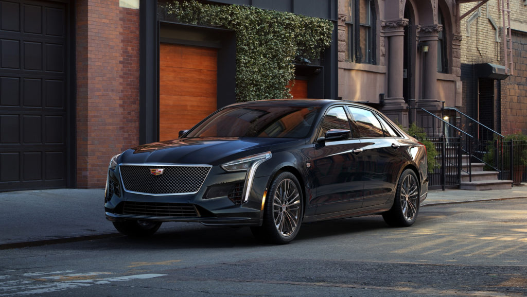 2019 Cadillac CT6 V Sport Pictures Photos Wallpapers