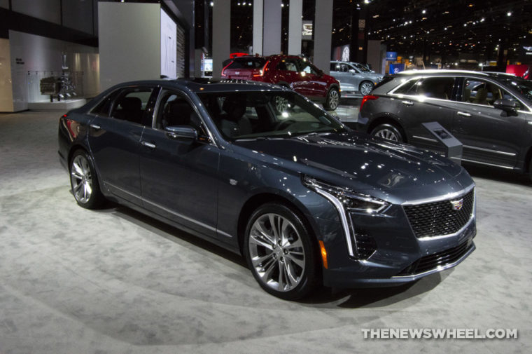 2019 Cadillac CT6 Overview The News Wheel