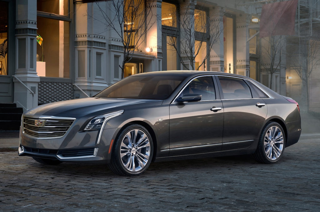 2016 Cadillac CT6 Reviews And Rating Motor Trend
