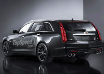 2019 Cadillac CTS V Wagon Top Speed