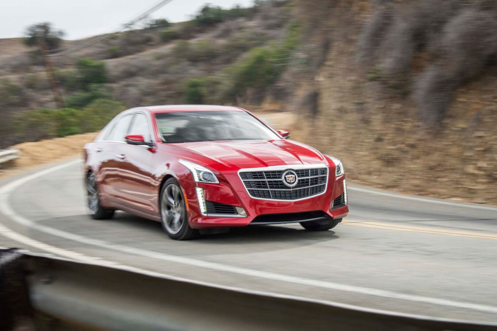 2014 Cadillac CTS Vsport Long Term Update 1 Motor Trend