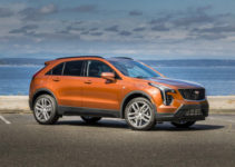 2019 Cadillac XT4 Review Ratings Specs Prices And