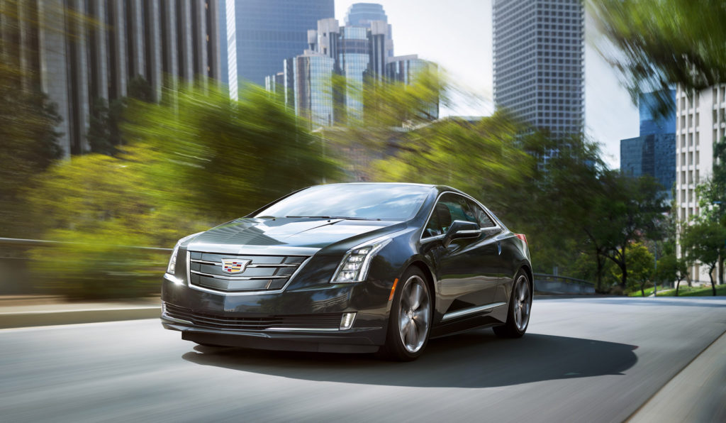 2016 Cadillac ELR Review Ratings Specs Prices And