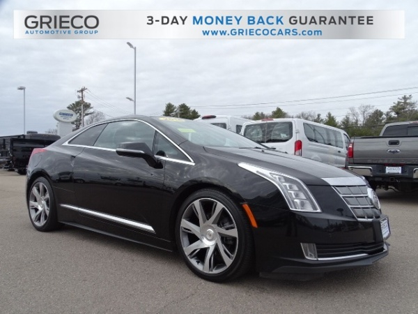 Used 2014 Cadillac ELR For Sale with Photos U S News