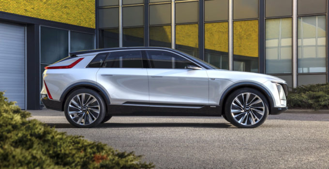 2023 Cadillac Lyriq Sings A New Tune For GM s Electric Car
