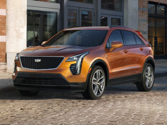 2020 Cadillac XT4 Models Trims Information And Details