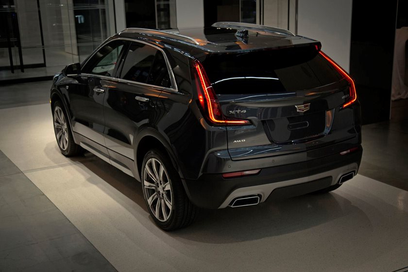 This Is The All New 2019 Cadillac XT4 A Luxury Compact
