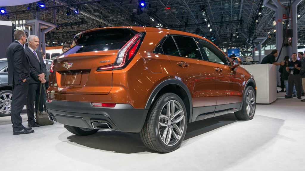 2019 Cadillac XT4 Debuts With Turbo Power 35 790 Price