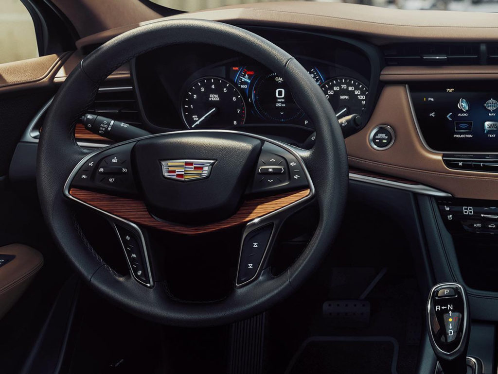 2017 Cadillac XT5 Review Features Specs Glendale