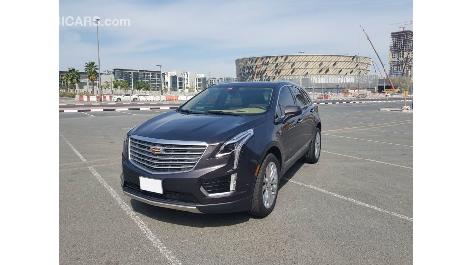 Cadillac XT5 For Sale AED 185 000 Black 2018