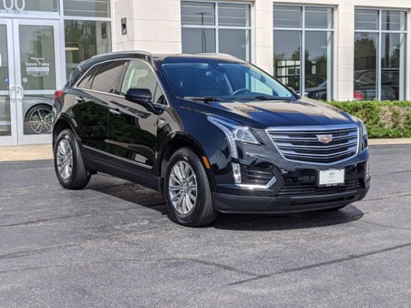2017 Cadillac XT5 Luxury AWD For Sale In Northbrook IL