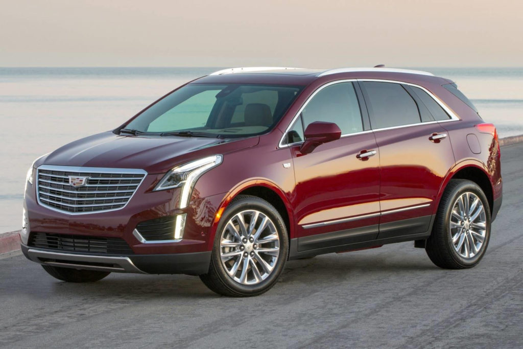 2018 Cadillac XT5 Review Trims Specs And Price CarBuzz