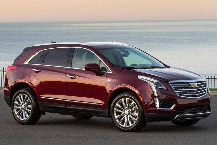 2019 Cadillac XT5 Gets A Sporty New Look CarBuzz