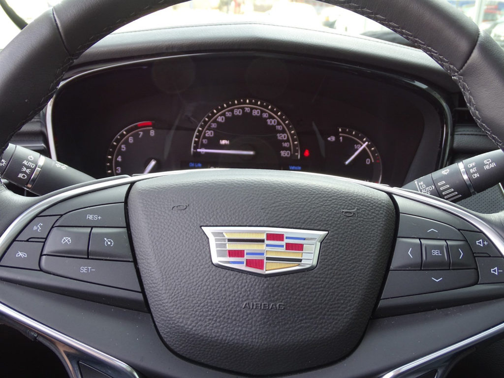 Pre Owned 2017 Cadillac XT5 Premium Luxury FWD Sport