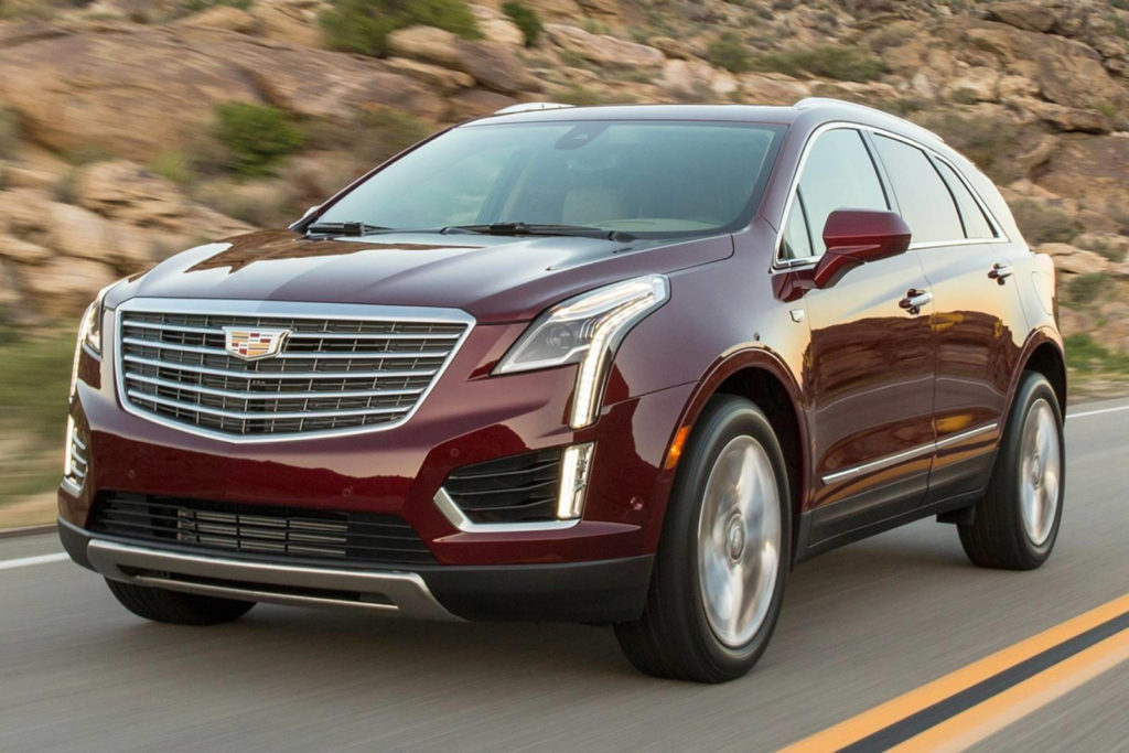 2017 Cadillac XT5 Review Trims Specs And Price CarBuzz