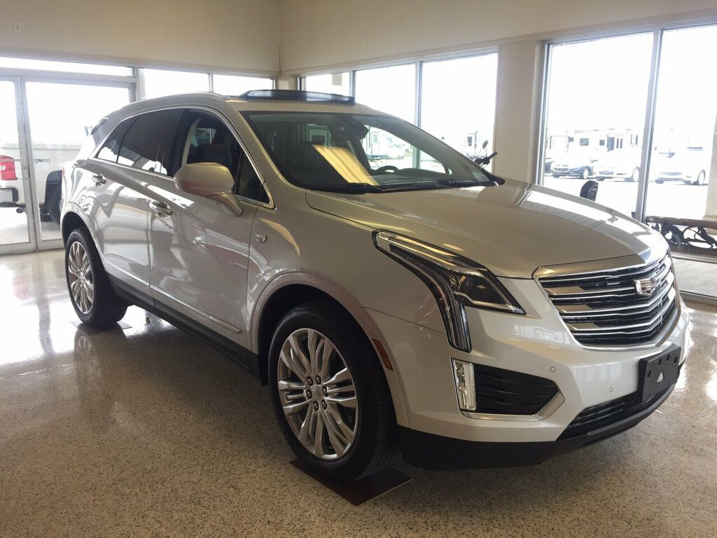 2018 Used Cadillac XT5 Crossover AWD 4dr Premium Luxury At