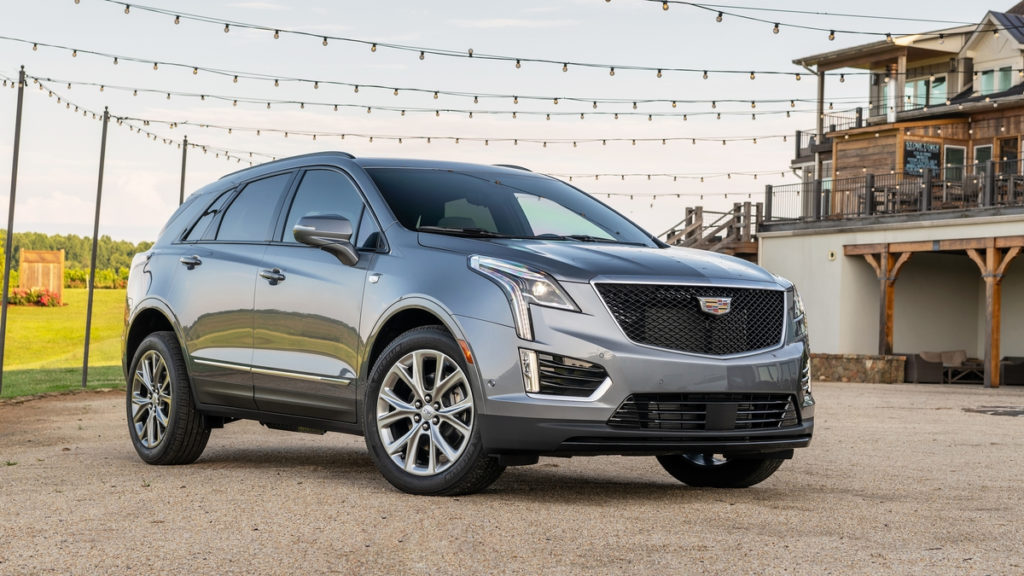 2020 Cadillac XT5 Deals Prices Incentives Leases