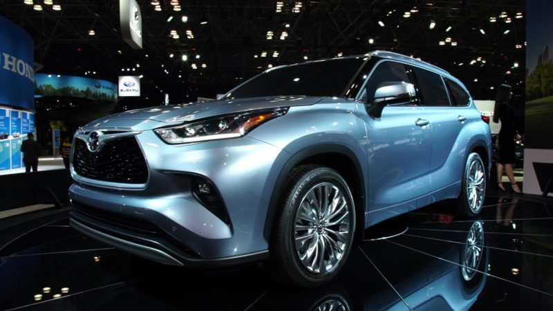 The 2020 Highlander Is The Finest Looking Toyota That You