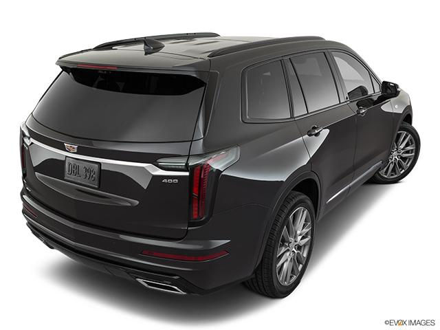 Crystal White Tricoat 2020 Cadillac XT6 For Sale At