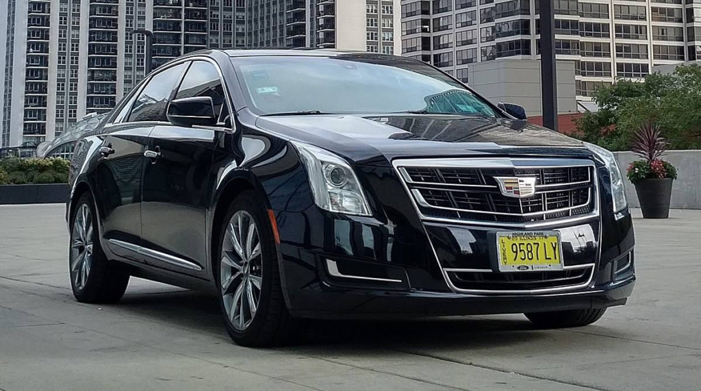 2017 Cadillac XTS 4 Door Sedan Armored FWD