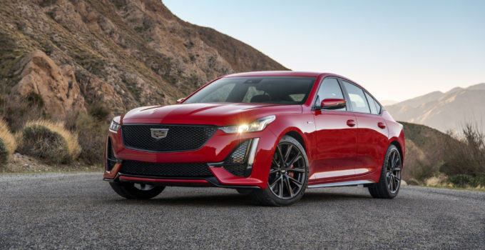 2020 Cadillac CT5 V Pricing Revealed Starts At 49 685