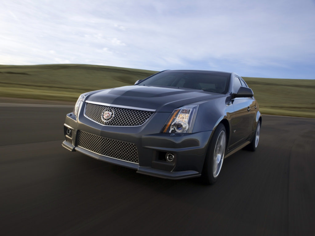 CADILLAC CTS V Specs Photos 2008 2009 2010 2011