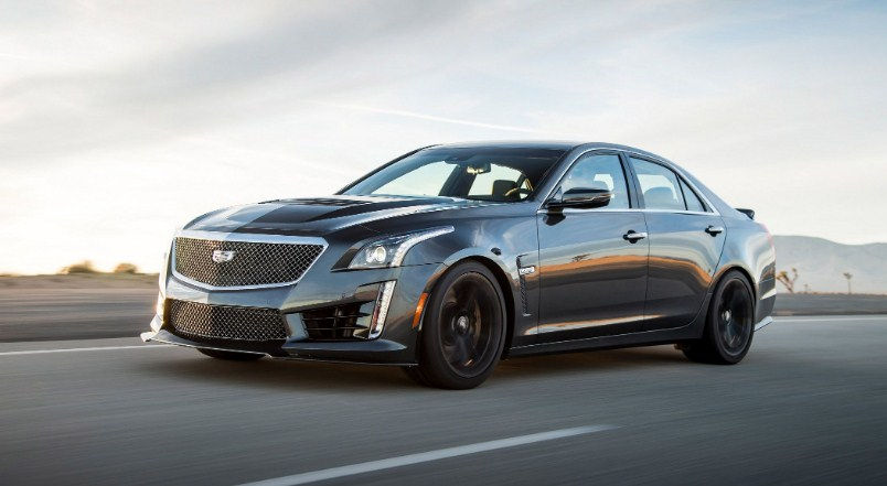 2020 Cadillac CTS V 1 4 Mile Engine Price Specs