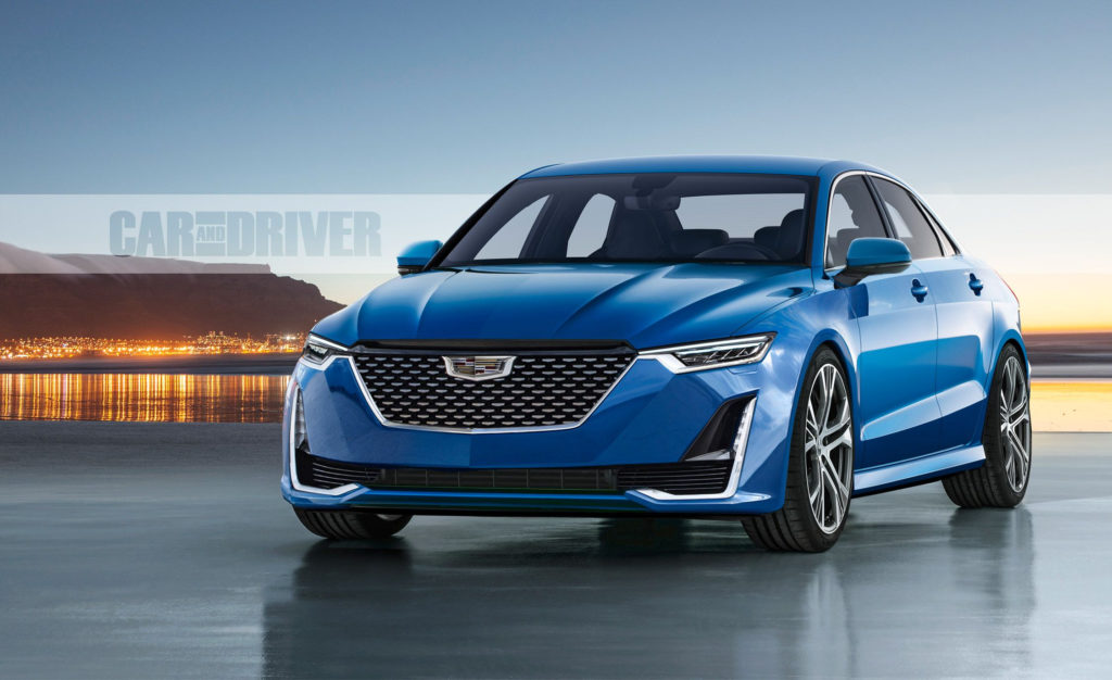 2020 Cadillac CT5 And 2021 CT3 CT4 The ATS And CTS