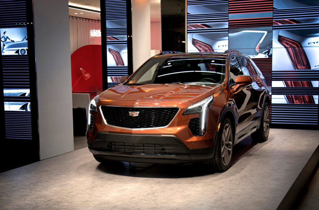 General Motors Just Gave Cadillac The SUV It Urgently