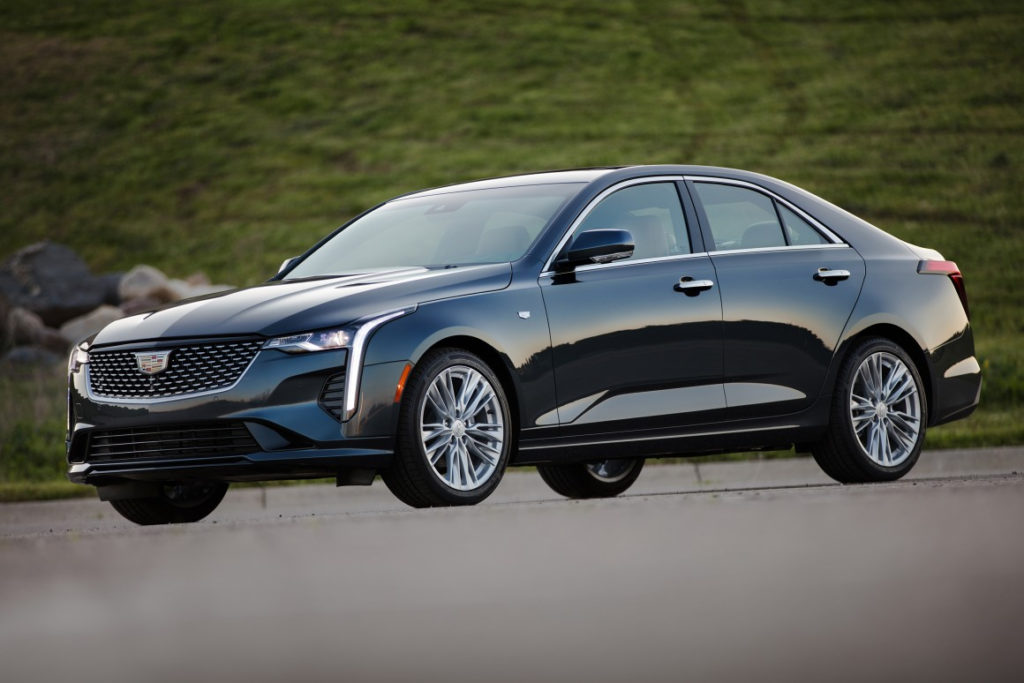 Cadillac Targets Younger Drivers With All new 2020 CT4 Launch