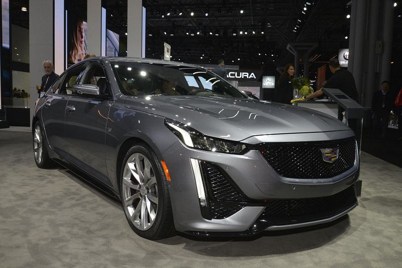 2020 Cadillac Ct5 Dimensions Colors Spirotours