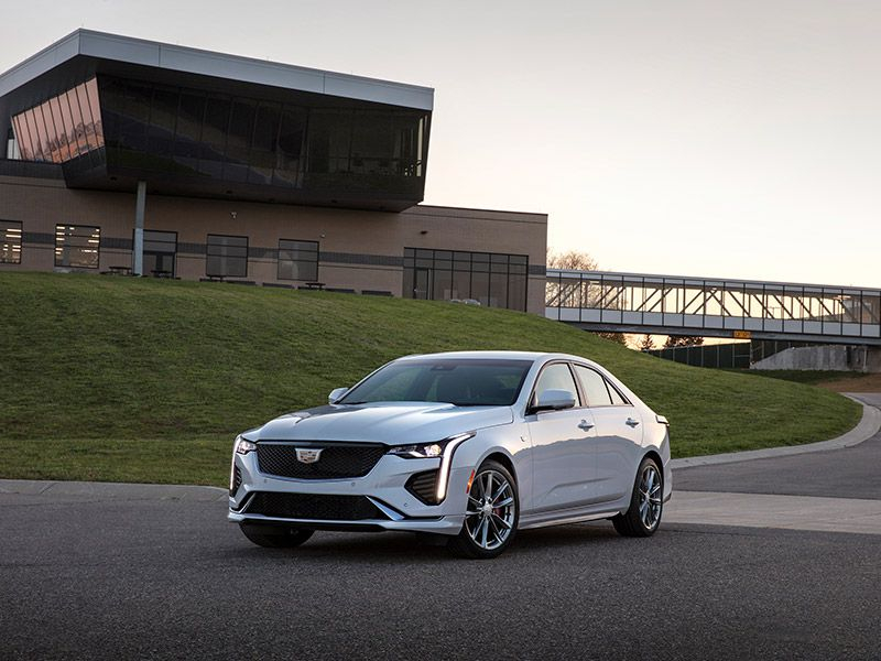 2020 Cadillac CT4 Road Test And Review Autobytel