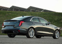 2020 Cadillac CT4 Is Here Super Cruise V Series Weird