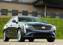 2021 Cadillac CT4 Review Pricing Performance Trims MPG