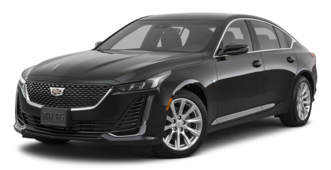 2020 Cadillac CT5 Models Specs Features Configurations