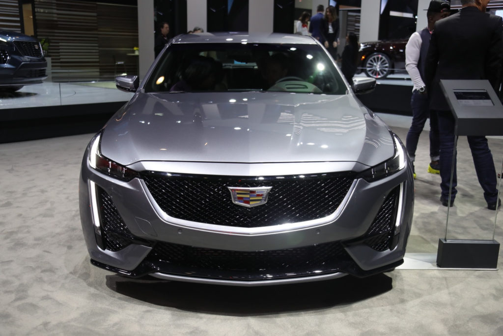2020 Cadillac CT5 Pictures Photos Images Spy Shots