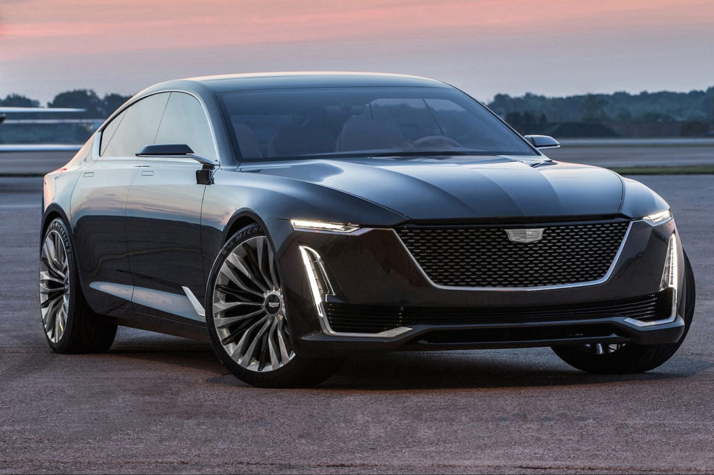 Cadillac Escala Concept First Look A Picture Window Into