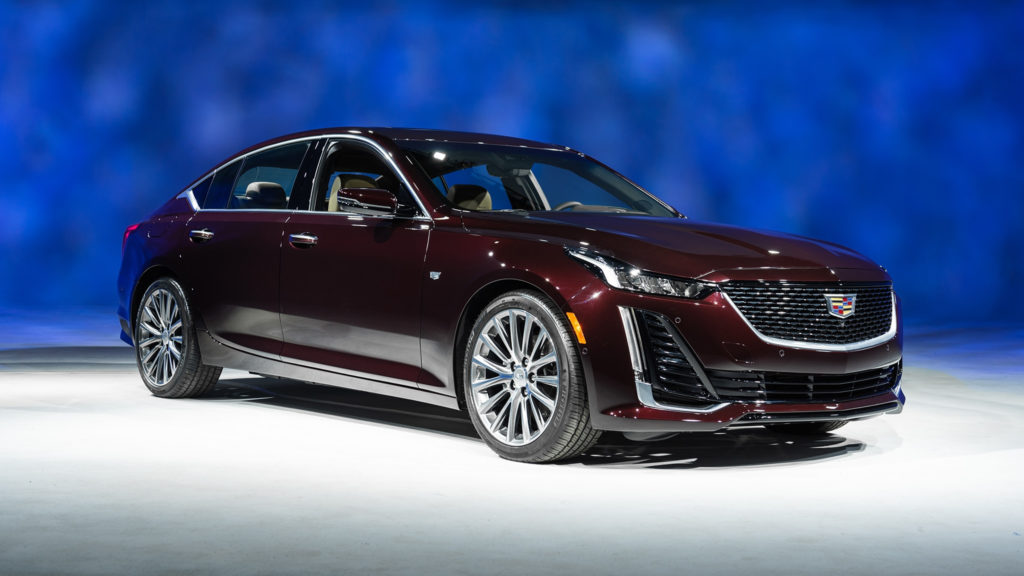 2020 Cadillac CT5 Official Photos And Info It s A Huge