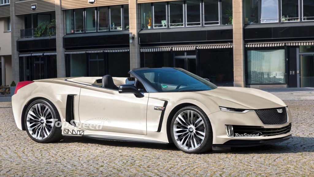 2021 Cadillac XLR Successor Top Speed