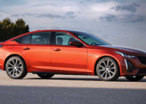 2020 Cadillac CT5 V Arrives Packing A 355 HP Twin Turbo V6