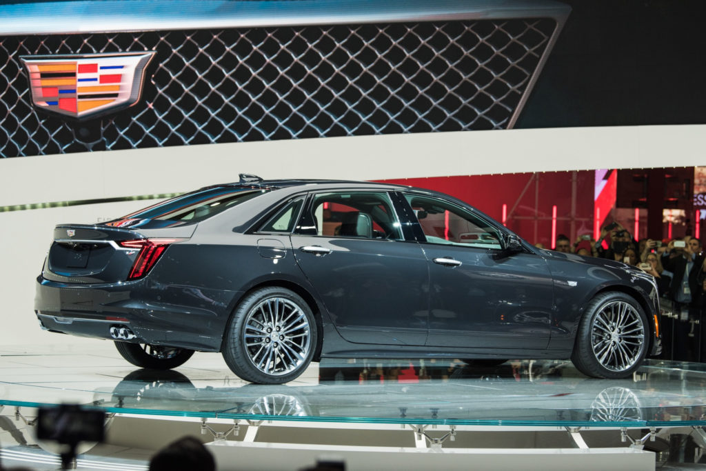 Here s Why Cadillac s New Twin Turbo V8 Engine Is Called
