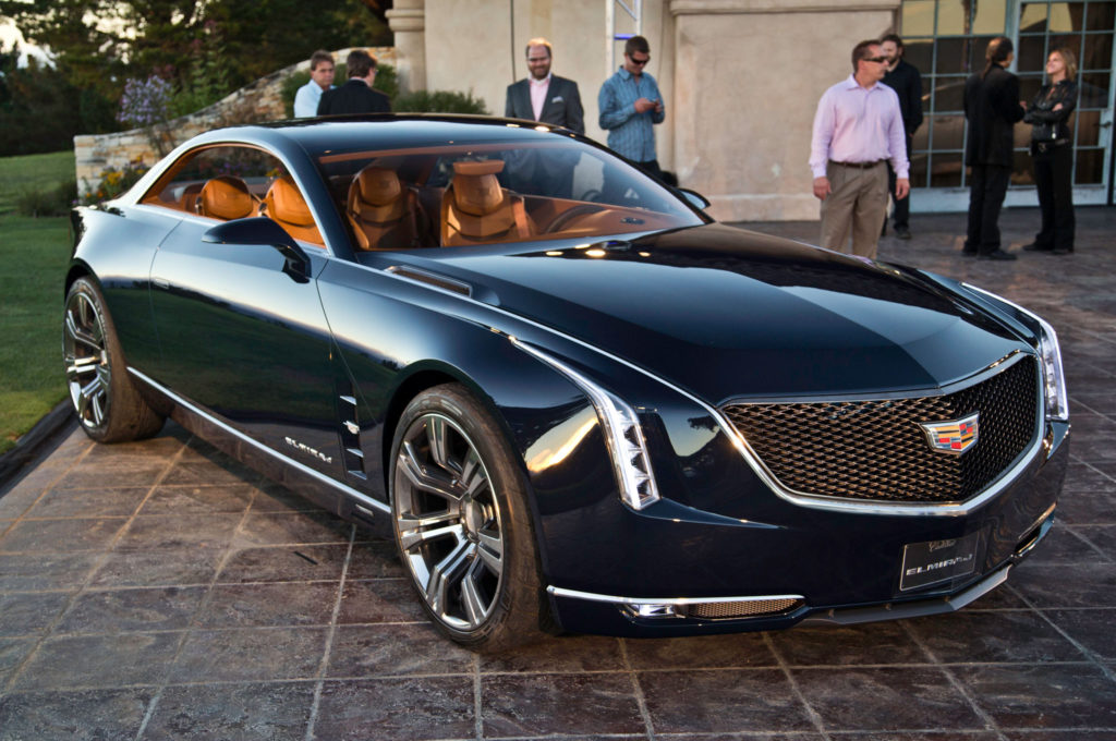 Cadillac CT6 Is Brand s All New Flagship