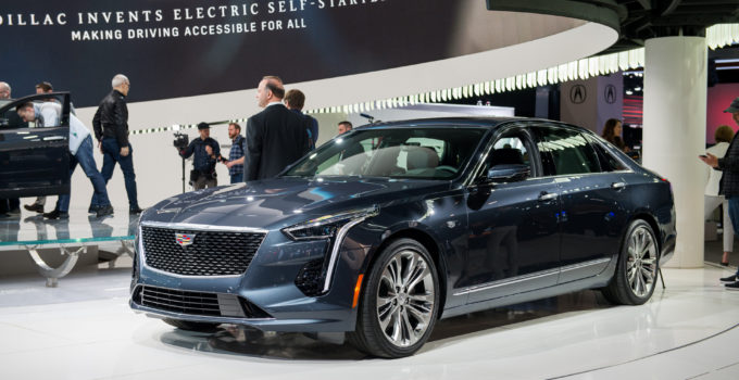 Cadillac CT6 To Bow Out After 2019 Going Out With Twin