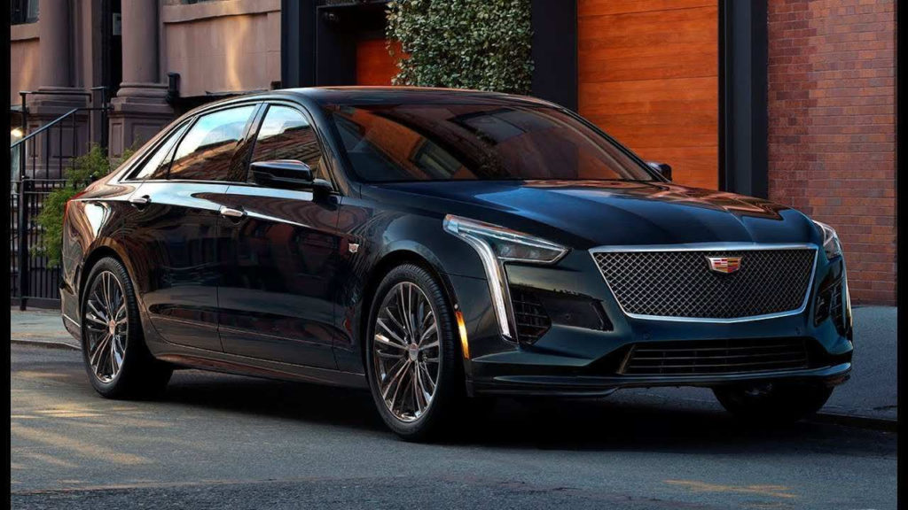Car Pictures Review 2020 Cadillac Ct6 V Price