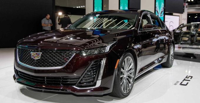 2020 Cadillac CT5 Debuts Says Goodbye To CTS UPDATE