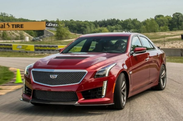 2020 Cadillac CTS V Review Price Specs Release Date 2020
