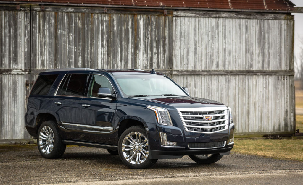 Cadillac Offers 10 000 Discount On The Escalade News