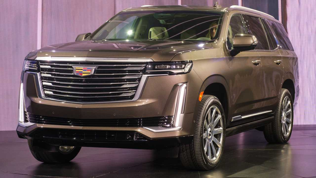New 2021 Cadillac Escalade Cost, Lease, Release Date ...